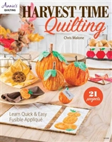 Harvest Time Quilting - Softcover from By Annie