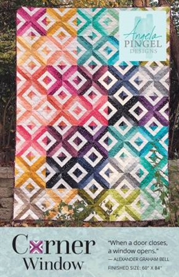 Corner Window Quilt Pattern