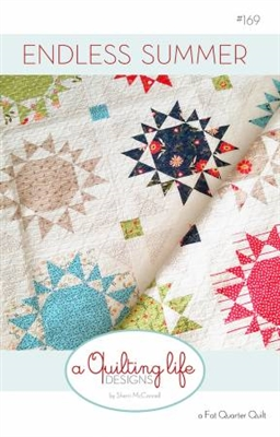 Endless Quilt Pattern by A Quilting Life