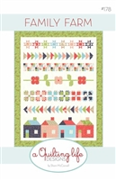 Family Farm Quilt Pattern by A Quilting Life