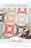 Summer Shores Quilt Pattern by A Quilting Life
