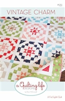 Vintage Charm Quilt Pattern by A Quilting Life