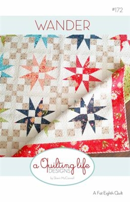 Pathways Quilt Pattern by A Quilting Life