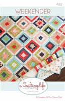 Weekender Quilt Pattern by A Quilting Life
