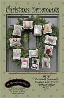 Christmas Ornaments Pattern by Bonnie Sullivan