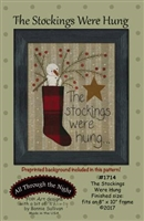 Stockings Were Hung Pattern by Bonnie Sullivan