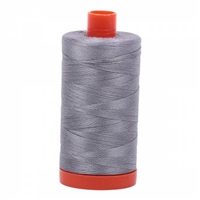 Aurifil Thread: Mako Cotton Thread Grey