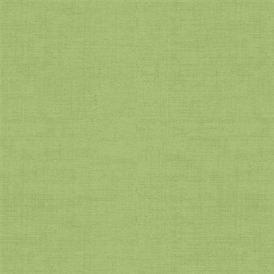 Linen Textures II -Laundry Basket Quilts Lilypad Green