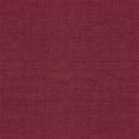Linen Textures II -Laundry Basket Quilts Plum Red