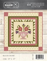 Blossom Basket Quilt Pattern from Buttermilk Basin