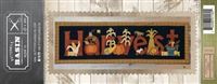 Harvest Wool Table Runner Pattern from Buttermilk Basin
