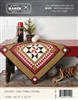 Holiday Star Table Topper Pattern from Buttermilk Basin