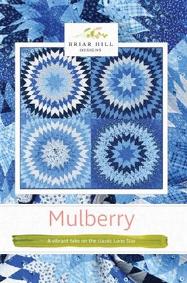Mulberry Quilt Pattern from Briar Hill Designs