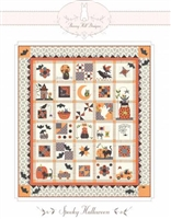 Spooky Halloween Quilt Pattern from Bunny Hill
