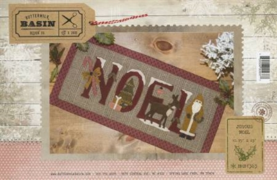 Joyous Noel Table Runner pattern