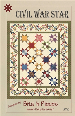from Red Crinoline//Bonnie Blue Quilts *NEW* DAVENPORT QUILT PATTERN