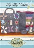 By My Hand Pattern  by Birdhouse Patchwork Designs