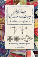BOOK:  Hand Embroidery Stitches At a Glance