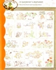 Gardner's Alphabet Embroidery Quilt Pattern SET