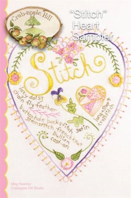 Stitch Heart Sampler
