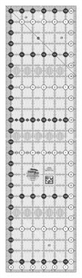 Creative Grids Quilt Ruler 6-1/2in x 24-1/2in CGR24