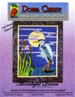 Moonlight Dance Art Quilt Pattern