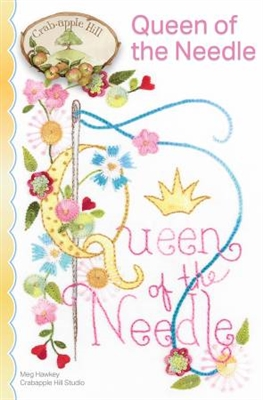 Queen of the Needle by Crabapple Hill Studios