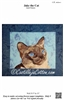 Jake the Cat Quilt Pattern