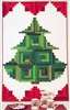 Trim the Tree Log Cabin Pattern Cut Loose Press