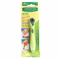 CLOVER 18 mm Soft Grip Rotary Cutter