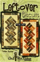 Left Over Biscuits Quilt Pattern from Cindi McCracken Designs