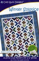 Winter Solstice Quilt Pattern