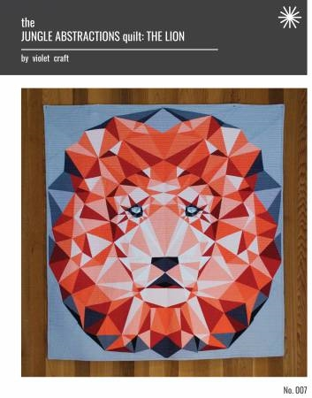 Abstration: The Lion Quilt Pattern : lion quilt pattern - Adamdwight.com