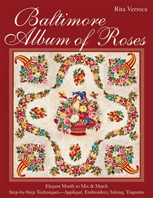 Baltimore Album of Roses: