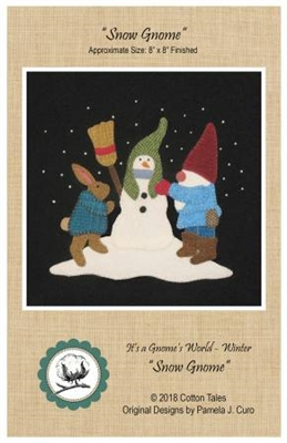 It's a Gnomes World: SANTA GNOME