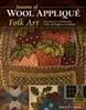 Seasons of Wool Applique by  Rebekah L. Smith