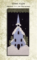Silent Night Quilt Pattern from Cotton Tales