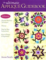 Ultimate Applique Guidebook: 150 designs-technique