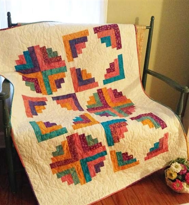 Cut Loose Press Hopscotch Quilt Pattern