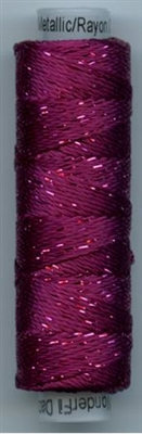 Dazzle 50 Yard Mini Spool of Sue Spargo's Dazzle Thread Anemone