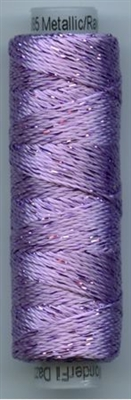 Dazzle 50 Yard Mini Spool of Sue Spargo's Dazzle Thread Orchid Bloom
