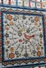 Birdie Wreath Quilt Complete Paper Pieces Pack