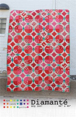 Diamante Quilt Pattern from Eye Candy Quilts