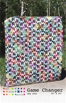 Game Changer Quilt Pattern from Eye Candy Quilts