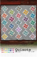 Quixote Quilt Pattern from Eye Candy Quilts