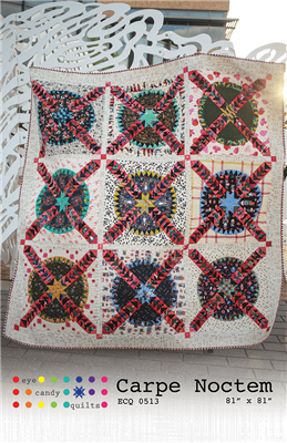 Carpe Noctrum from Eye Candy Quilts