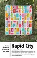 Rapid City Quilt Pattern by Elizabeth Hartman