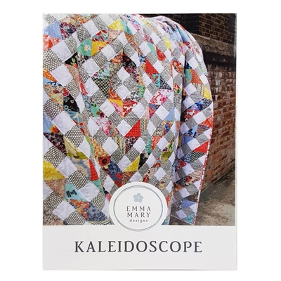 Kaleidoscope Quilt Pattern from Emma Mary