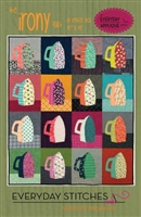 Irony Quilt Pattern from Everyday Stitches