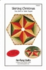 Skirting Christmas Tree Skirt Quilt Pattern
